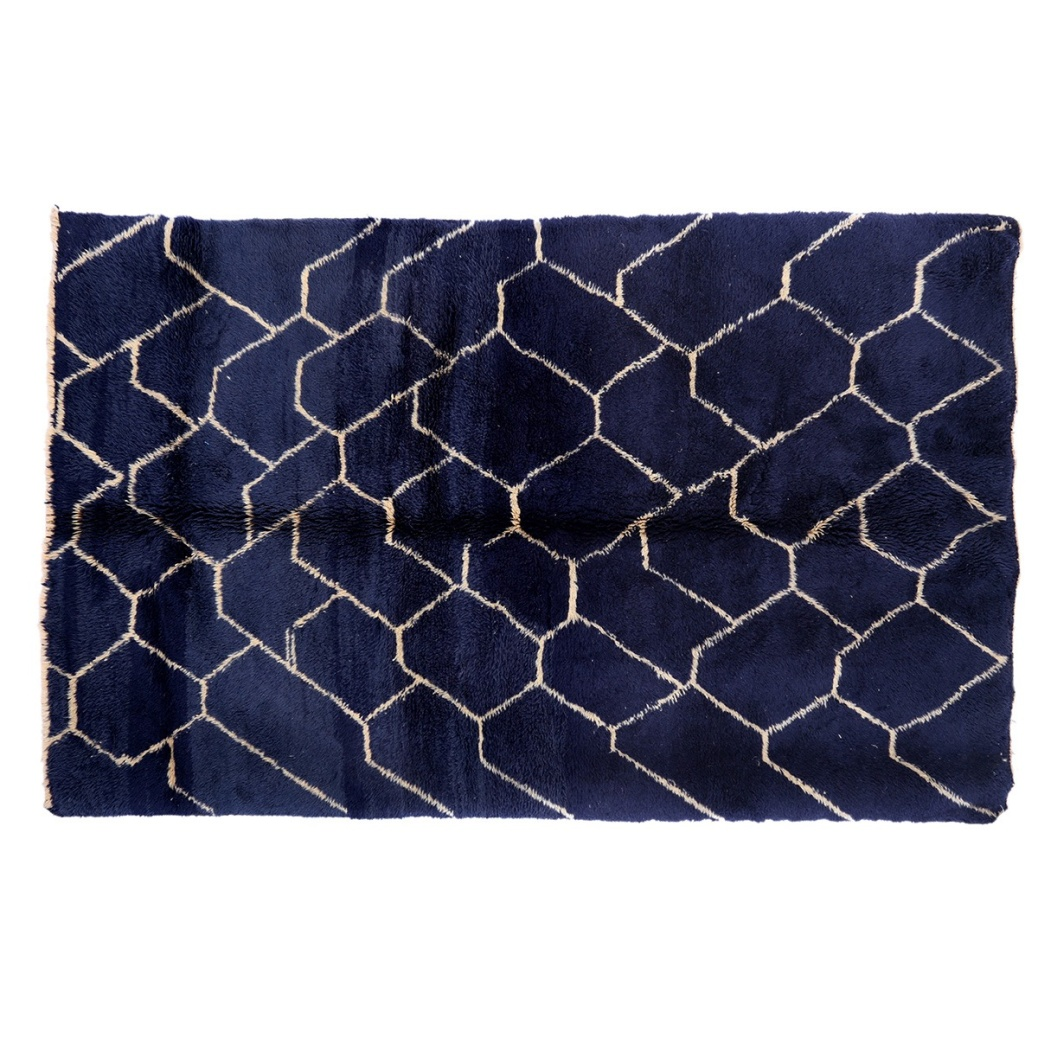 tapis en laine naturel